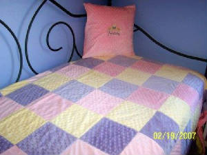 Baby Rooms by Nana, Mary Seibolt, Custom Embroidery and Quilting