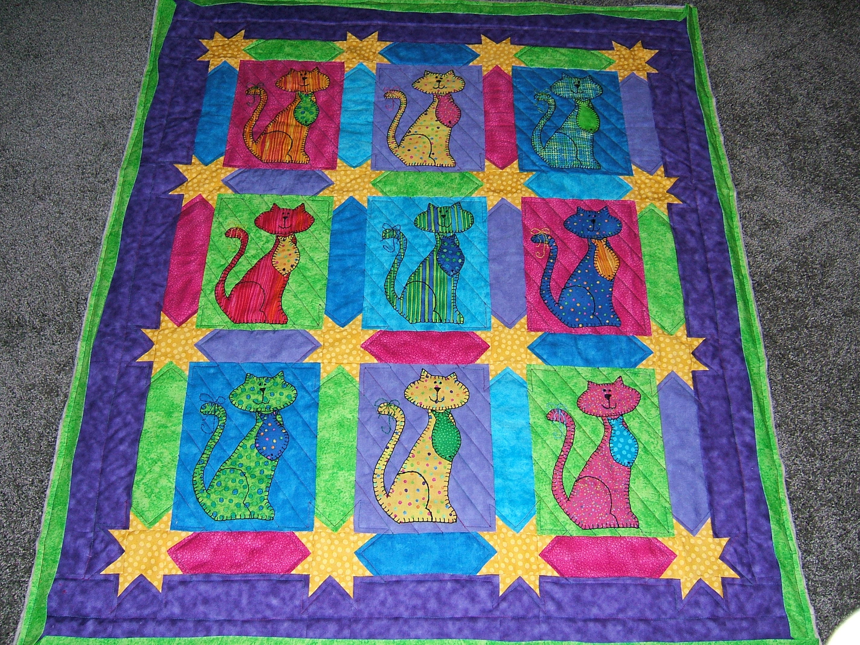 shop wle a elephants quilts play for quilt custom handmade baby shipping aqua htm